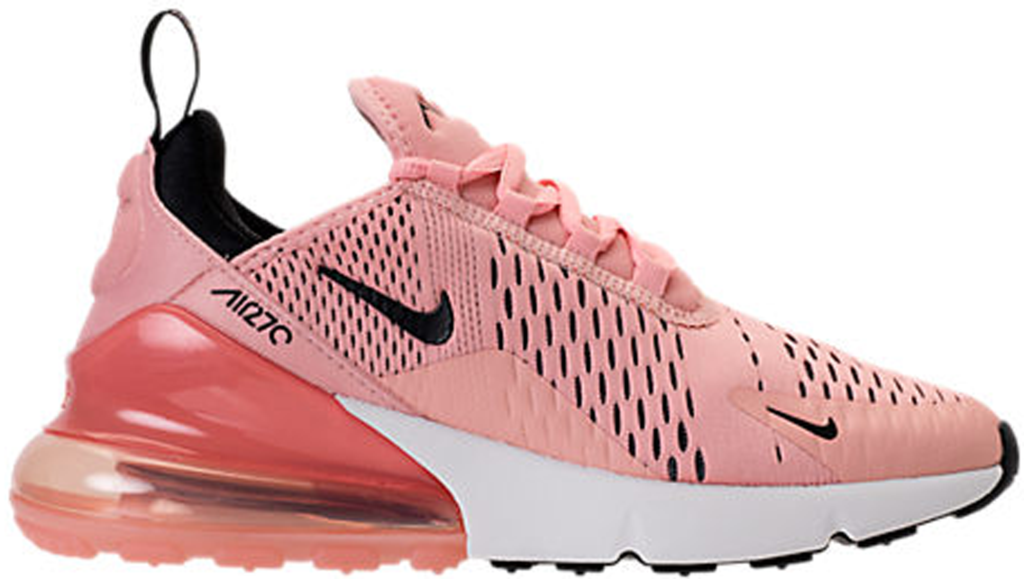 Details about Nike Women's Air Max 270 Coral Stardust, Size 8 LAST PAIR!