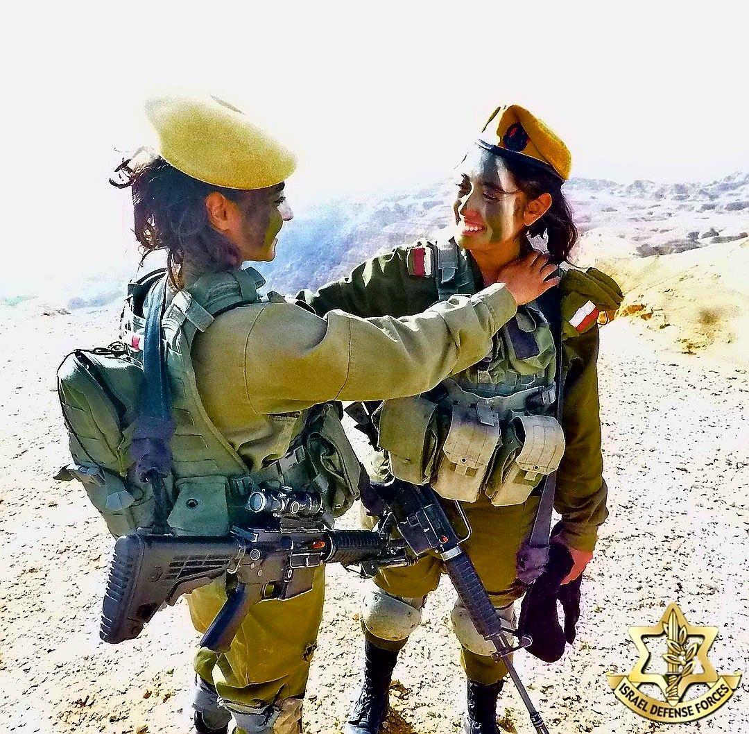 IDF Israel Defense Forces Women. 兵士, ミリタリー