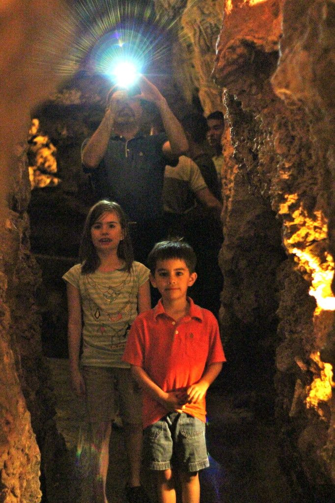 Natural Bridge Caverns is Deep in the Heart of Texas