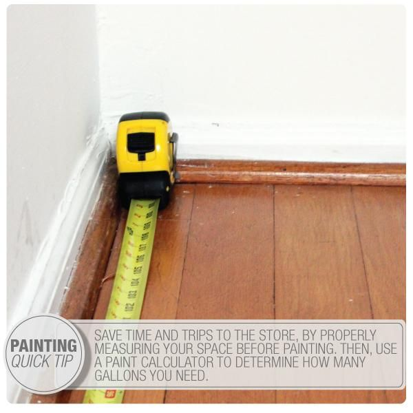 Use a paint calculator to determine how much paint you ll - What do you need to paint a room ...