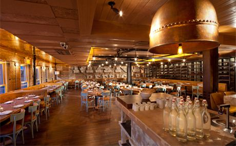 Dinner Option: Catch NYC features current renditions of classic seafood preparations by Top...