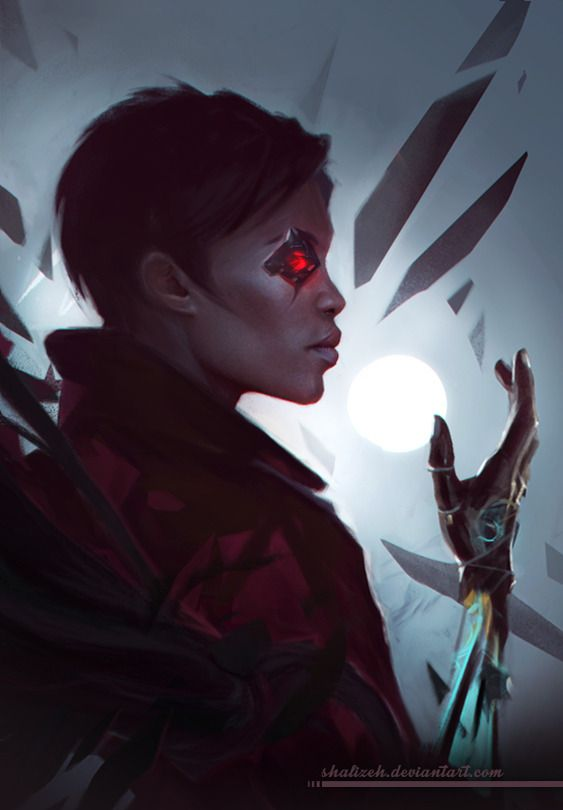More Dishonored fanart :) DA page link - http://shalizeh ...
