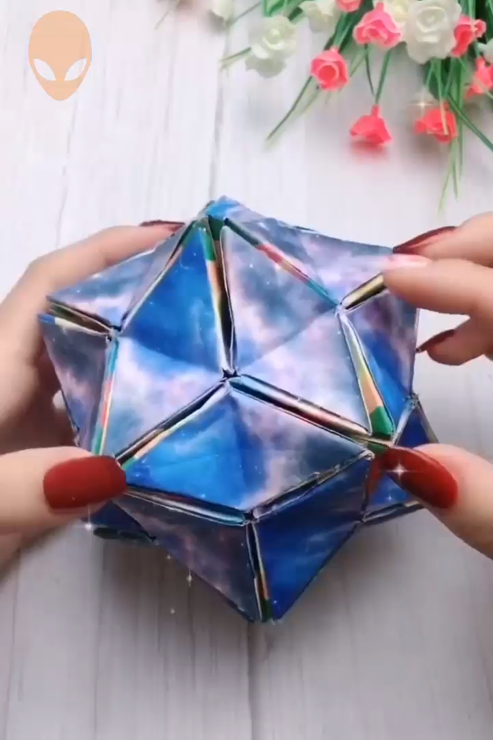 42++ Origami paper craft for christmas ideas