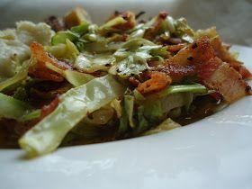 LCHF-bloggen: Nykål med bacon