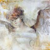 Angel portrait