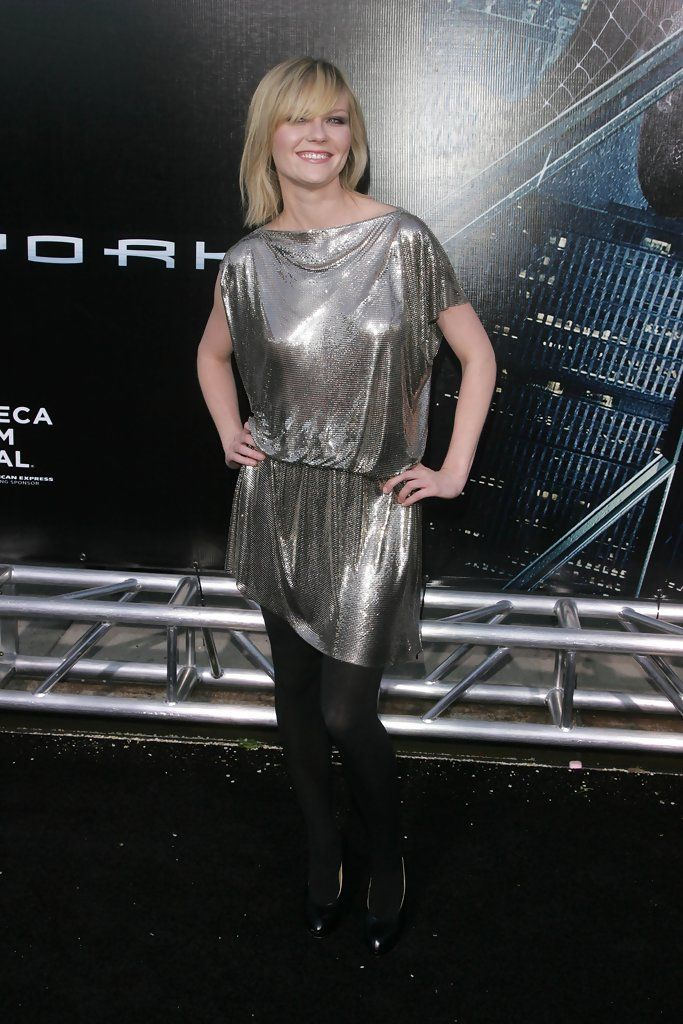 Kirsten Dunst Cocktail Dress