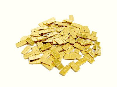 1 Ounce Gold Bullion Bar 999 9 Fine Brand Of Our Choice Items Do Not Come In An Ay Card And May With A Serial Number