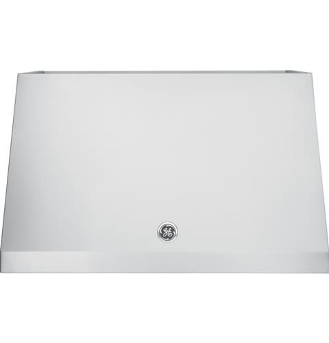 The Ge Cafe Series Commercial Hood Boasts A 590 Cfm Blower