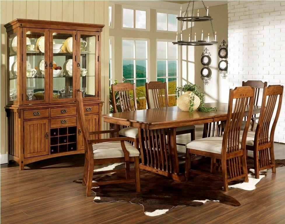 Craftsman Dining Room Set & Craftsman Dining Room Set   Decorating   Pinterest   Craftsman ...