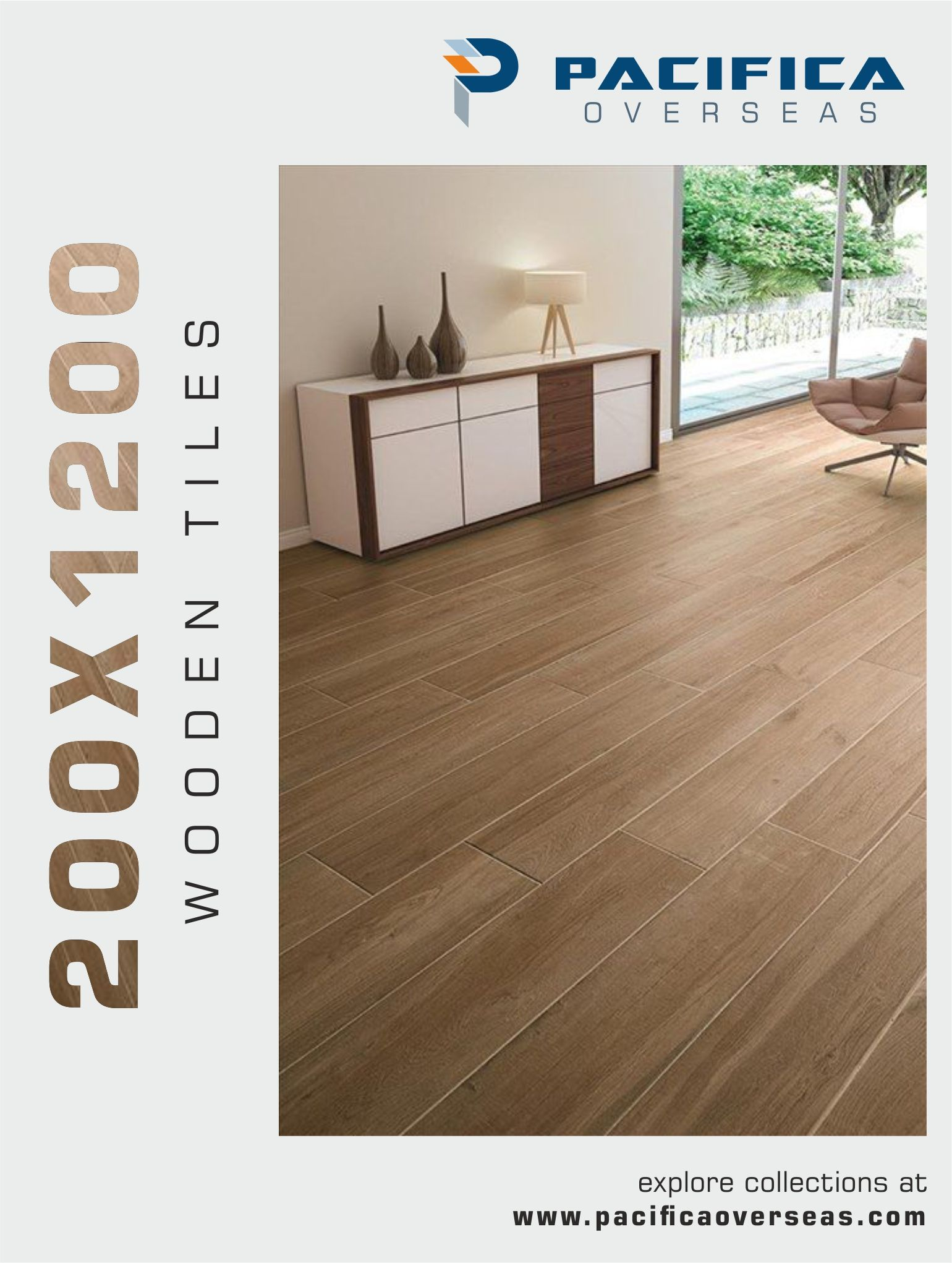 200 X 1200 Mm Wooden Flooring Tile Collections In Morbi In 2020 Flooring Tile Floor Wooden Flooring