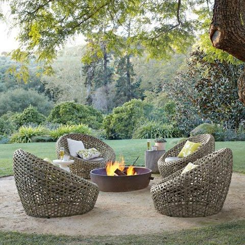 outdoor furniture west elm. Fire Pit, With Montauk Chairs From West Elm. Wish They Still Made These Chairs, I Love Them- This Is Elegant. Like A Ladies Pit. Outdoor Furniture Elm C