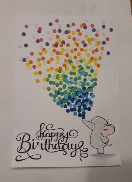 Birthday Card Kids Handmade 23 Ideas Birthday Birthday Card