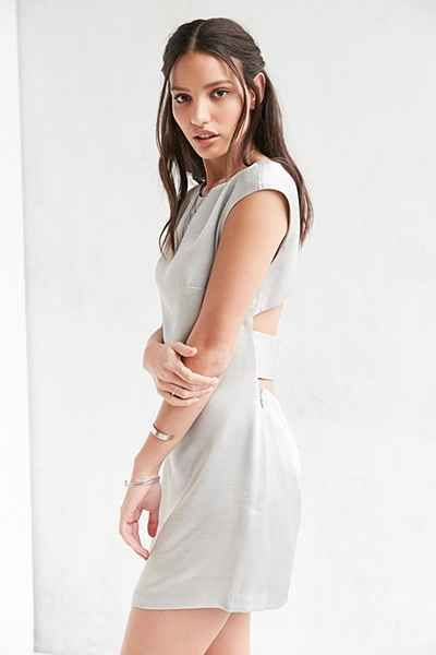 Silence + Noise Silvie Frock Dress - Urban Outfitters