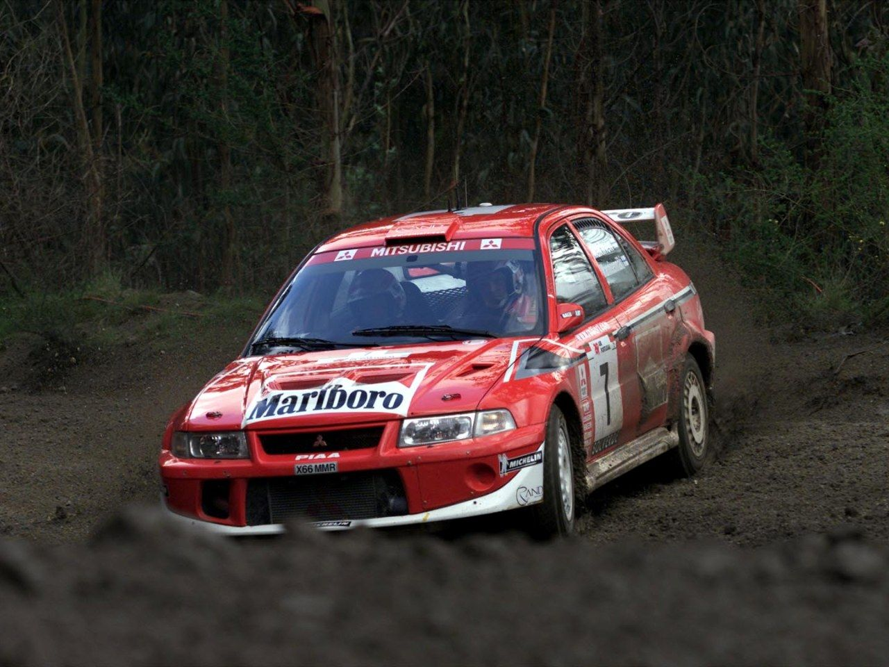 erikwestrallying: Mitsubishi Evo rally car | WRC Cars | Pinterest ...