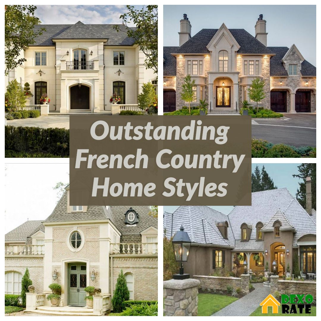 28 Outstanding French Country Home Styles For Inspiration Home Apartment Garden French Country House Country House French Country Exterior
