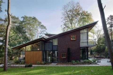 U0027Zero Carbonu0027 House By Simon Winstanley Architects | Architects, House And  Mid Century House