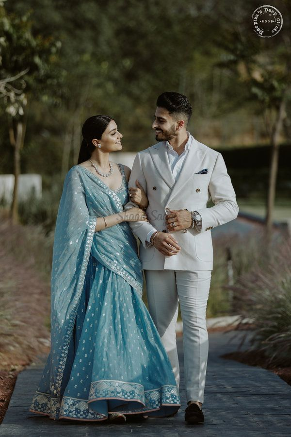 This Couple's Pre-wedding Look will Calm your Hearts like Never Before!