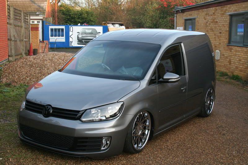 Volkswagen Caddy Modified Vw Caddy Pinterest