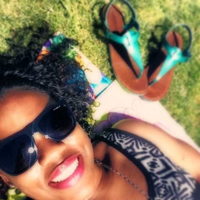 #selfie I love the sun!