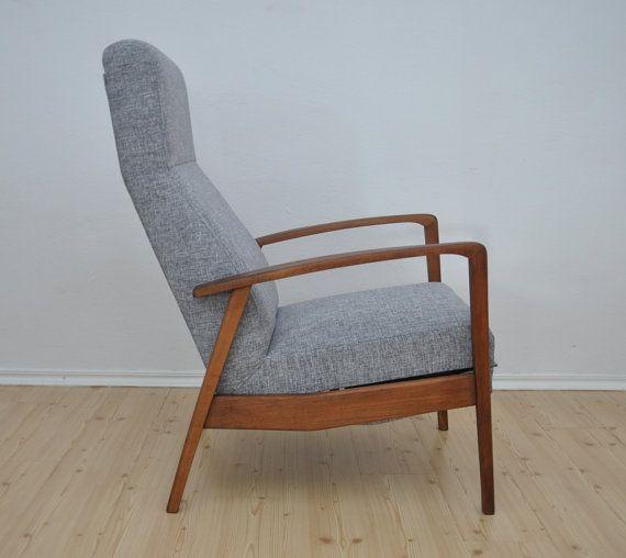 Fauteuil inclinable danois Vintage Design neuf par LoftMeShop
