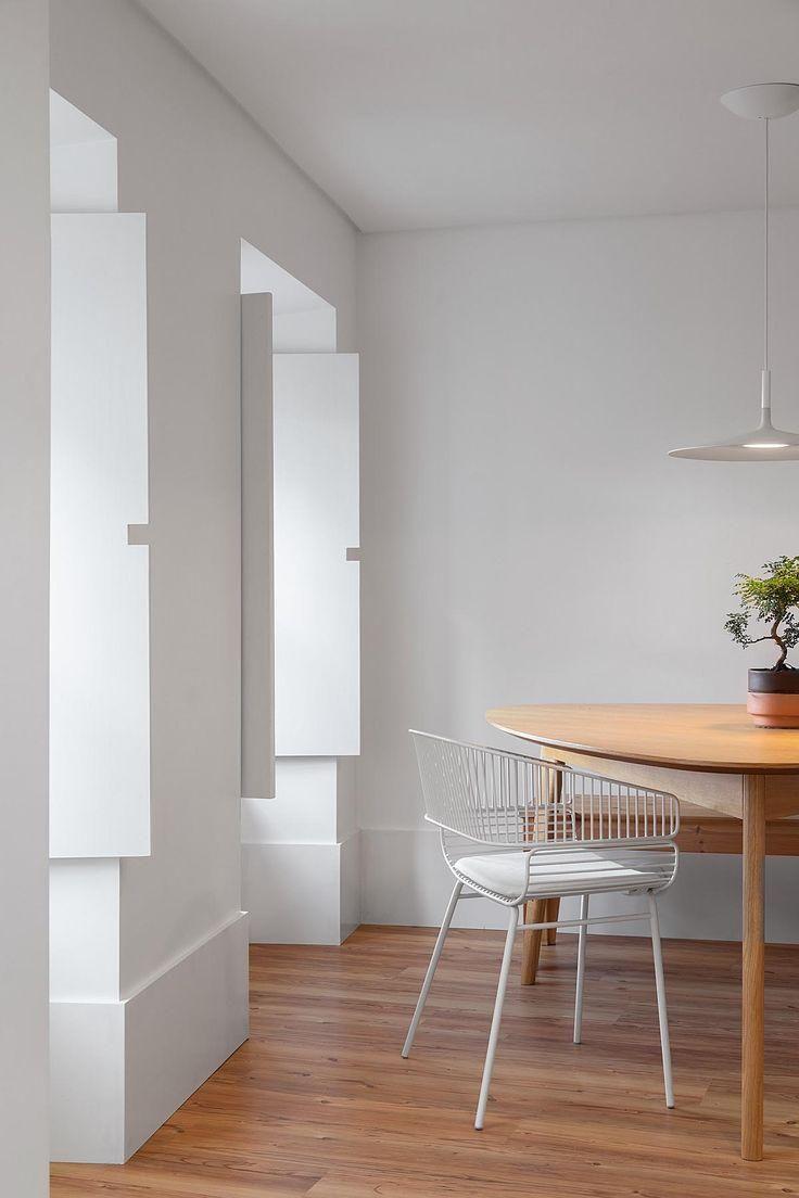 Recovery Room Design: Casa Matias Alves In Leiria, Portugal By Joana Marcelino
