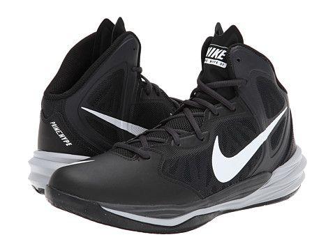 new product 873d5 5324e Nike Prime Hype DF Black Anthracite Dark Grey White - Zappos.com Free  Shipping BOTH Ways