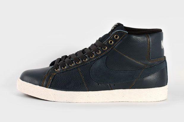 Nike SB Blazer Elite Classic Charcoal