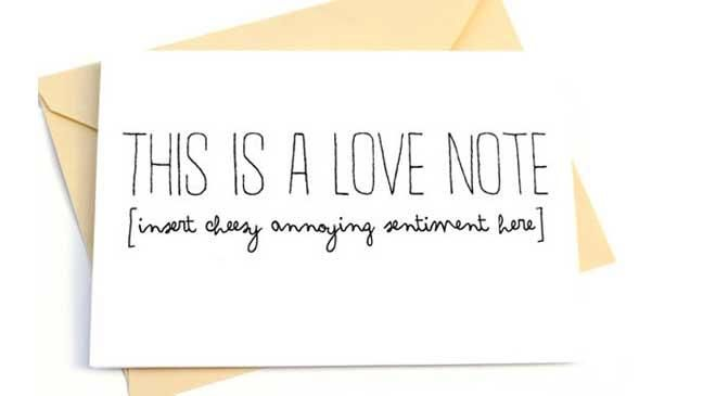 11 anti valentines day cards just for you bt - Valentines Day Cards Pinterest