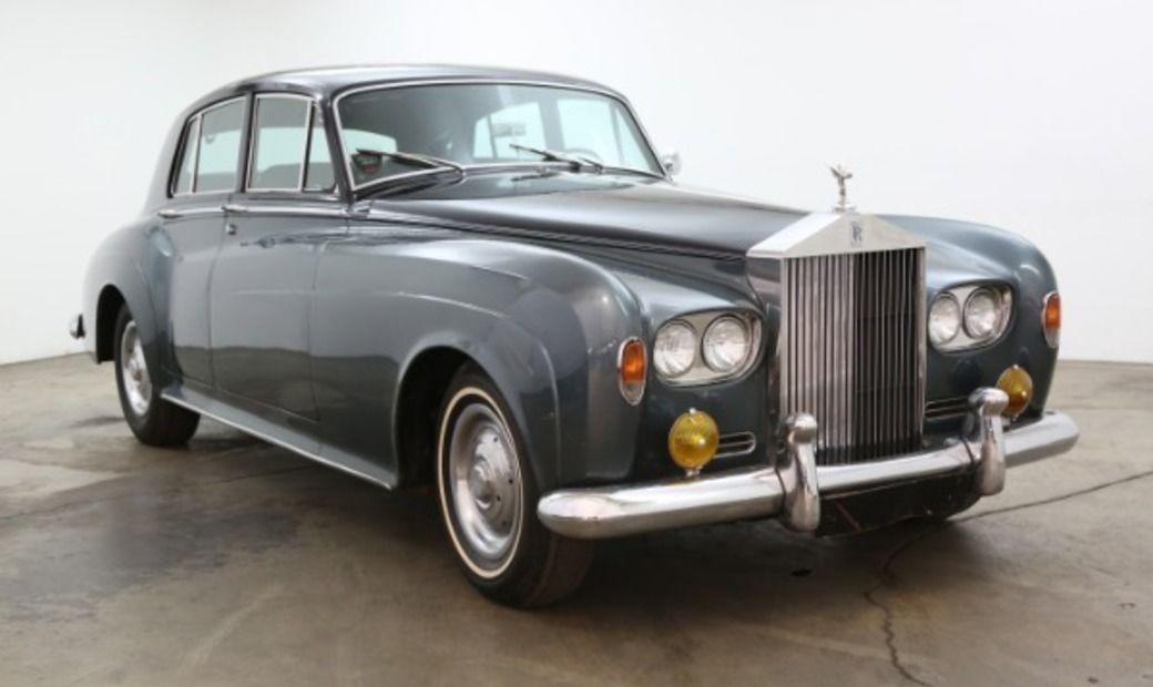 1963 Rolls Royce Silver Cloud In Los Angeles Ca Ca United