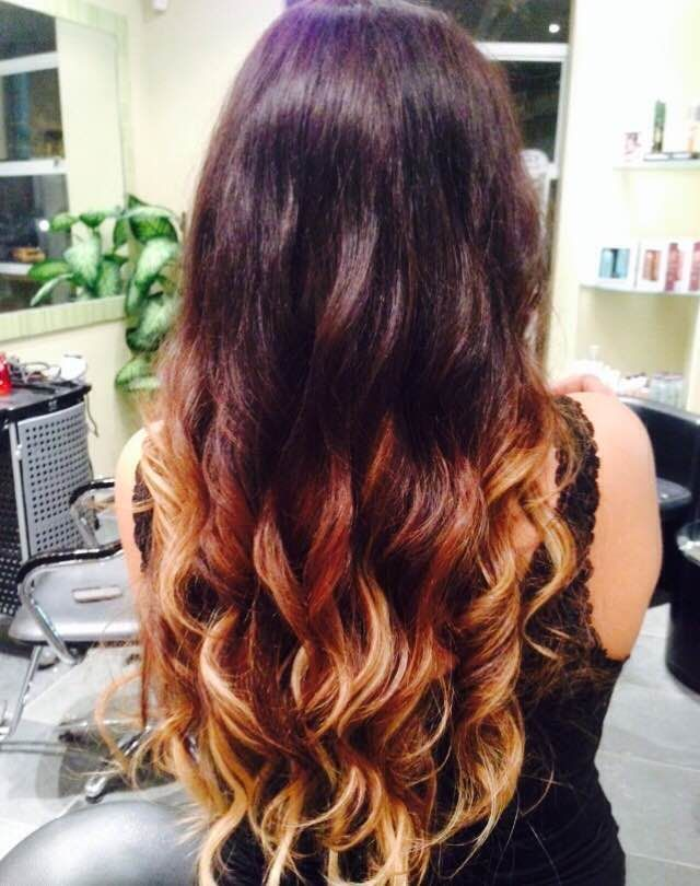 Gorgeous Ombre Hair Extensions Best Hair Extensions Vancouver