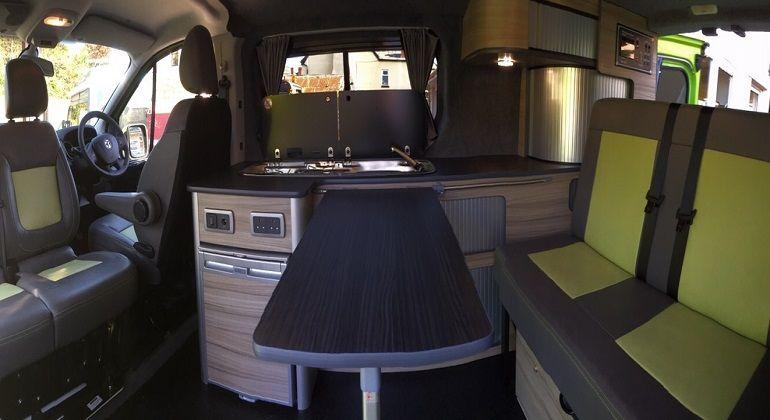 Mercedes Sprinter Lwb Camper Conversion