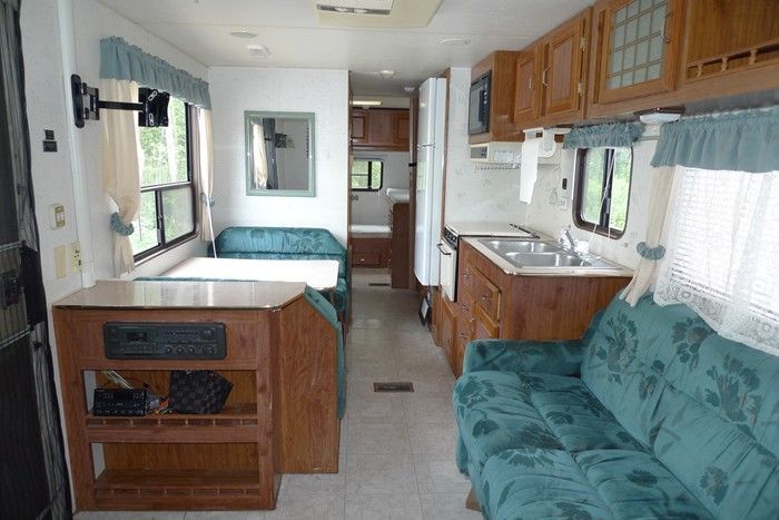 Coachmen Catalina Travel Trailer Interior
