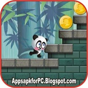 Android Apps for PC: Panda Run for Android PC Free Download