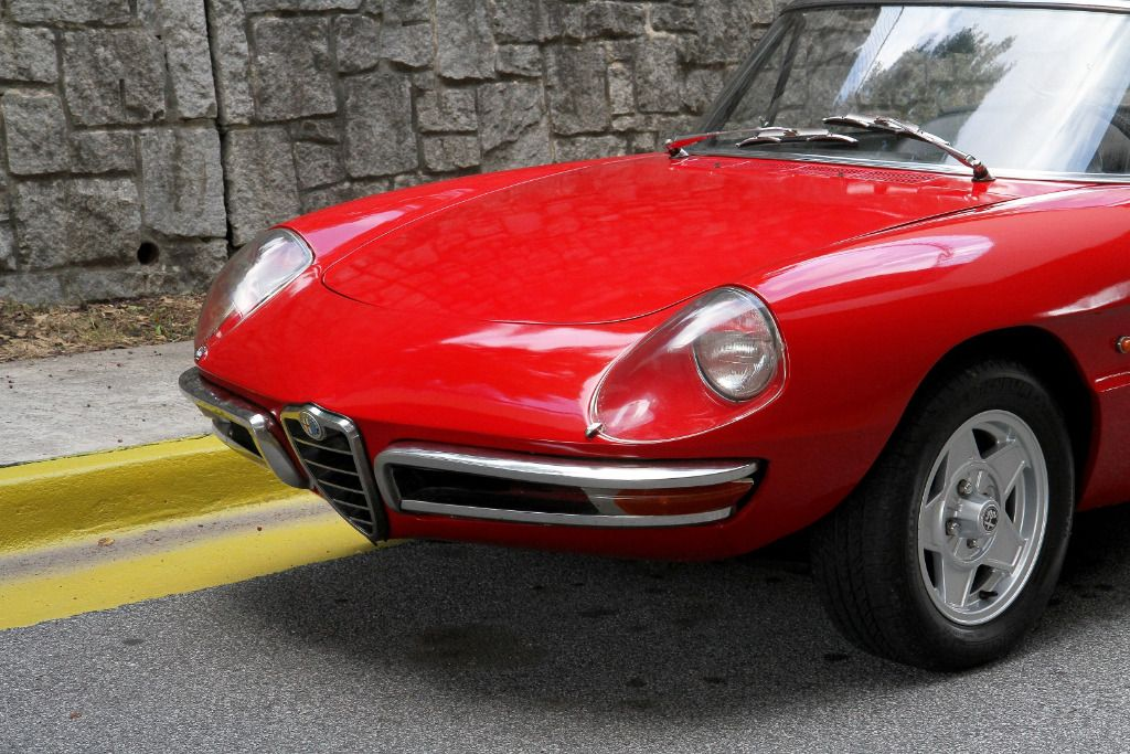 Used 1967 Alfa Romeo Duetto for Sale in Atlanta GA 30306 Motorcar ...