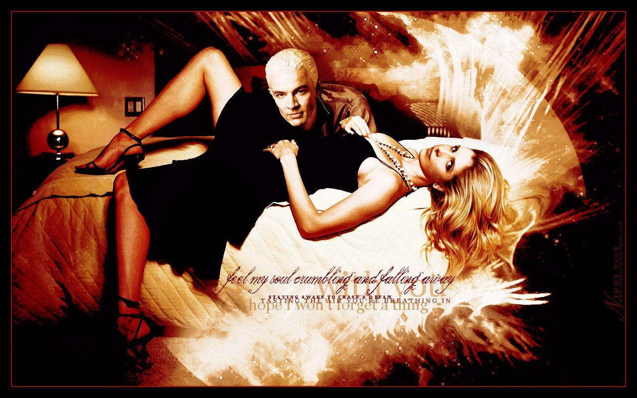 Buffy And Spike Wallpaper Buffy And Spike Buffy And Spike Buffy Buffy The Vampire Slayer