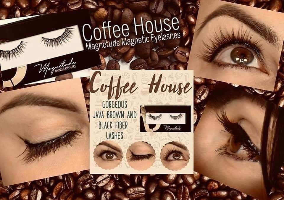 Coffee House Lashes Tori Belle