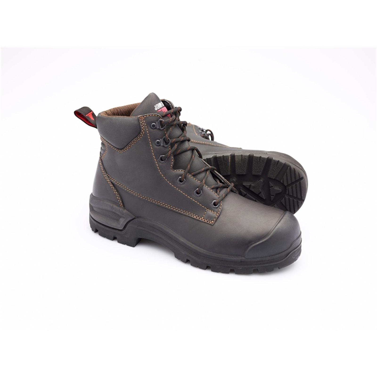 7b164232b7b John Bull Himalaya Safety Boot Size 7 Brown   Bunnings Warehouse ...