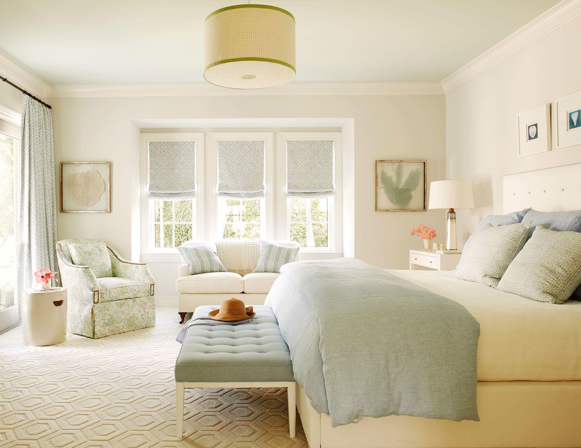 Andrew Howard Interior Design Lost Tree - Coastal Master Bedroom