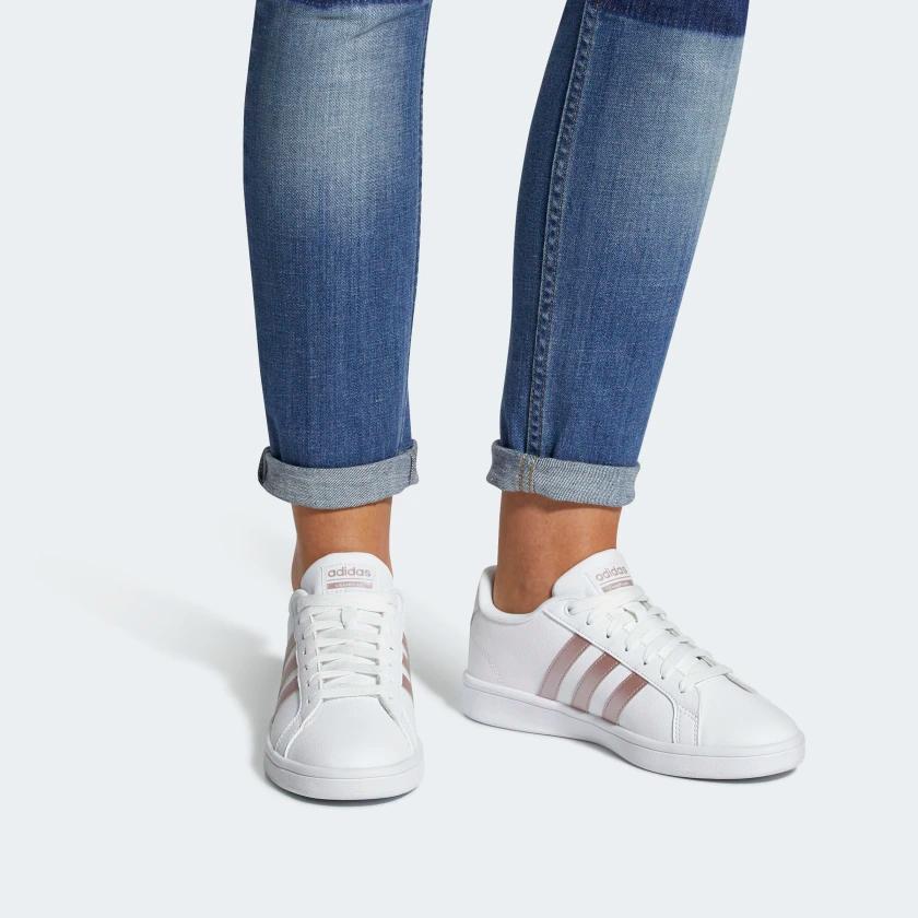 Cloudfoam Advantage Shoes White Womens nel 2020 | Scarpe da