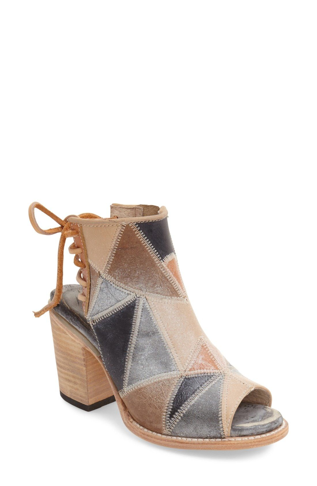 Freebird by Steven 'Bay' Patchwork Sandal (Women) available at #Nordstrom