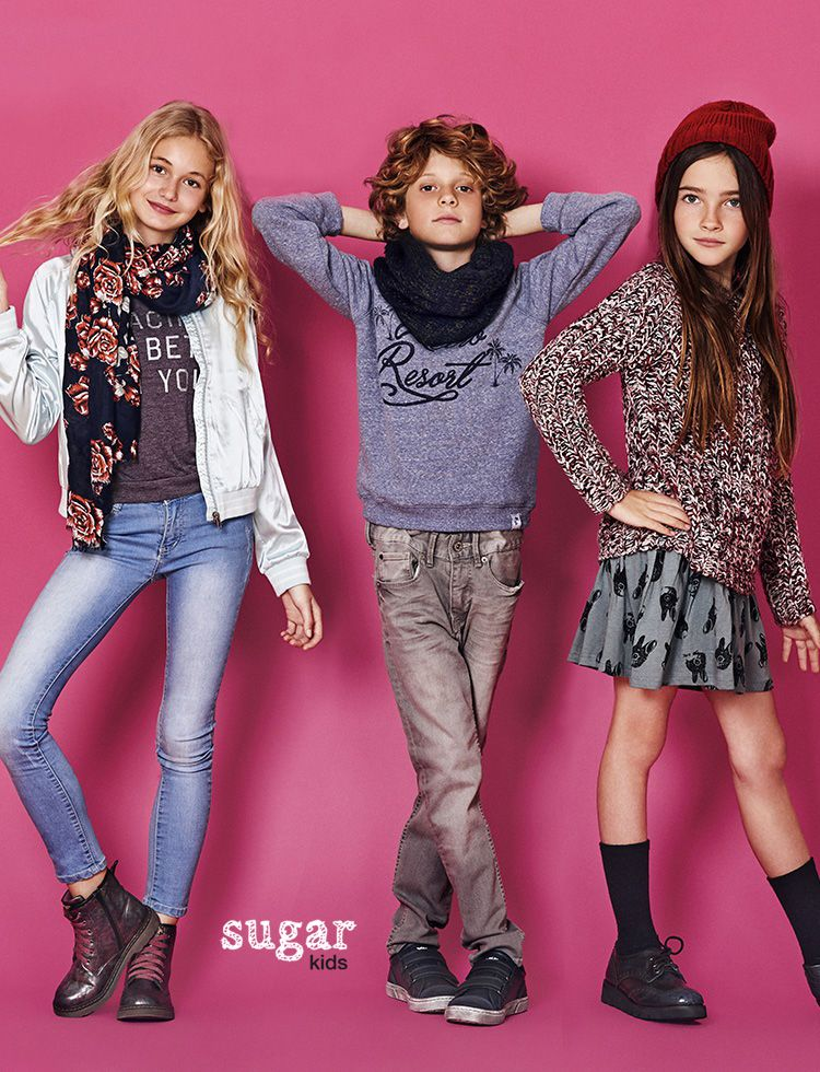 Aroa from Sugar Kids for XTI Kids.