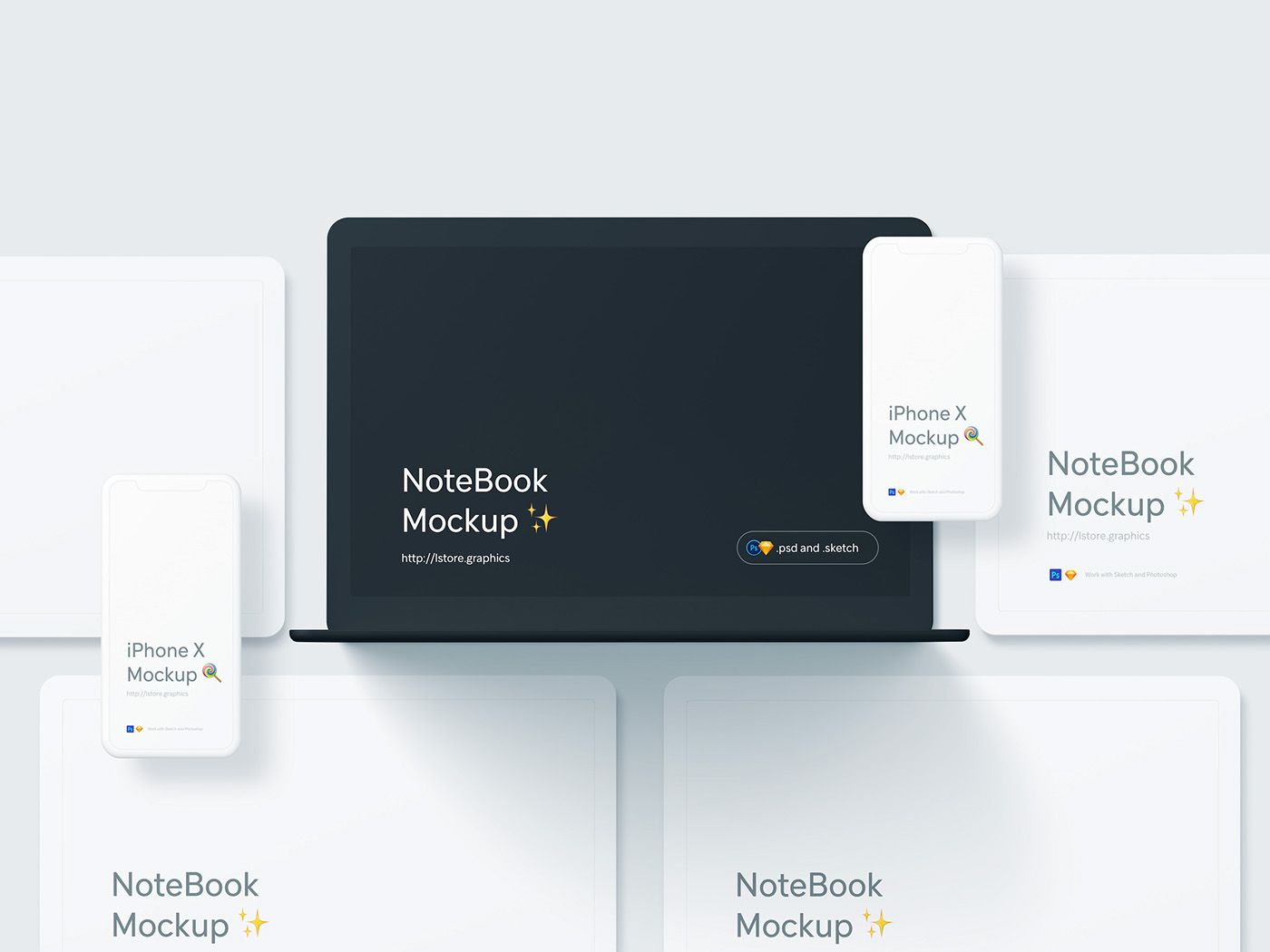 Mockups, download, free, freebie, macbook, mockup, mock-up, iphone x