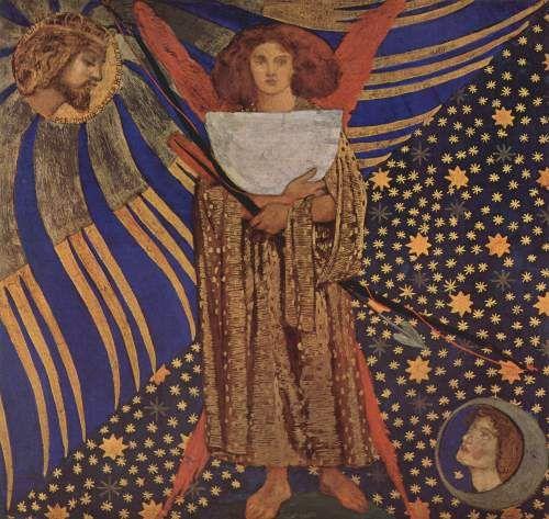 Dante Rossetti - Dantes love