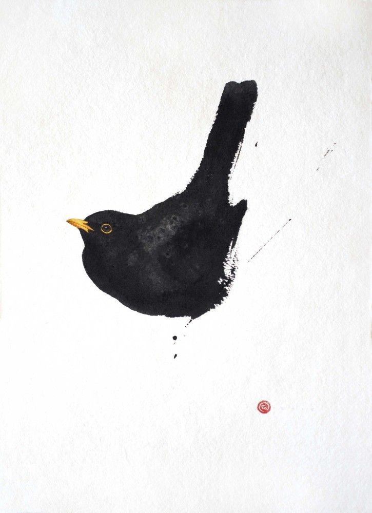 Lyric birds courting song lyrics : Karl Martens, BLACKBIRD | Karl Martens | Pinterest | Tattoo, Bird ...