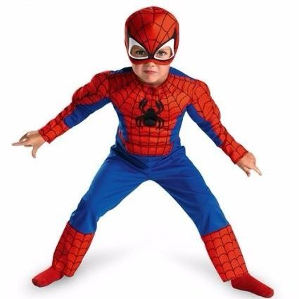 disfraces para ninos spiderman