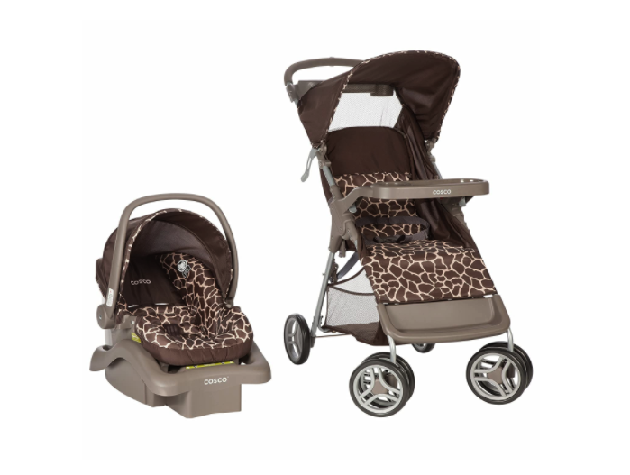 Cosco Lift & Stroll Travel System Review in 2020