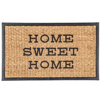 Home Sweet Home Doormat Sweet Home Personalized Door Mats Mat Online
