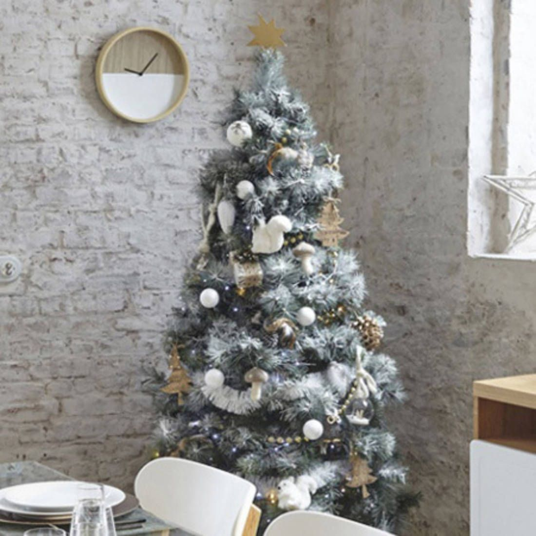 les 40 sapins de no l qu on copie elle d coration no l christmas spirit pinterest. Black Bedroom Furniture Sets. Home Design Ideas