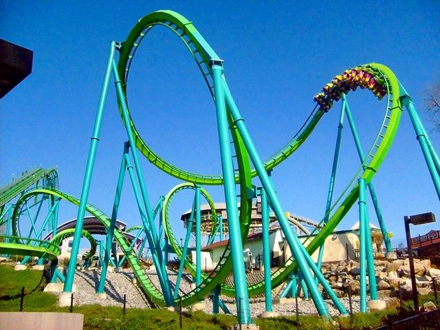 is hydra at dorney park scary