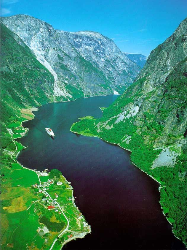 Norwegian Fjords Norway  Travel To Norway    Cruises